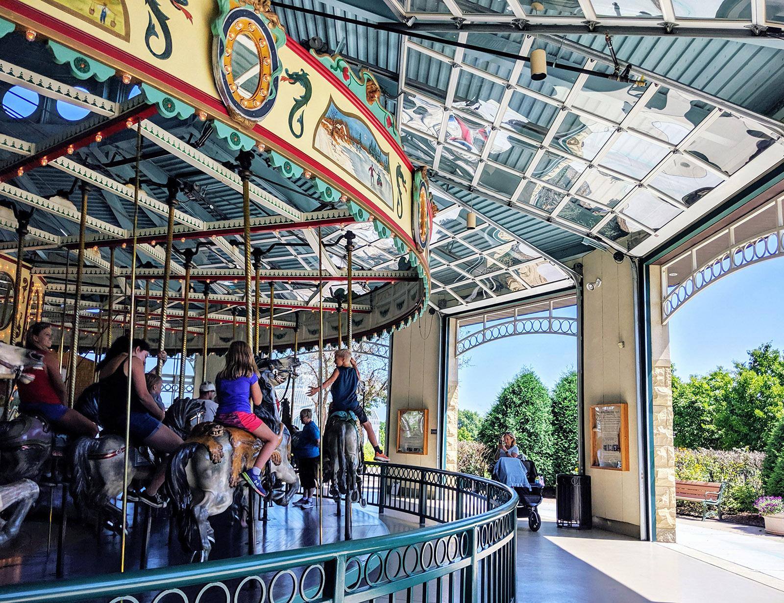 Cafesjians Carousel