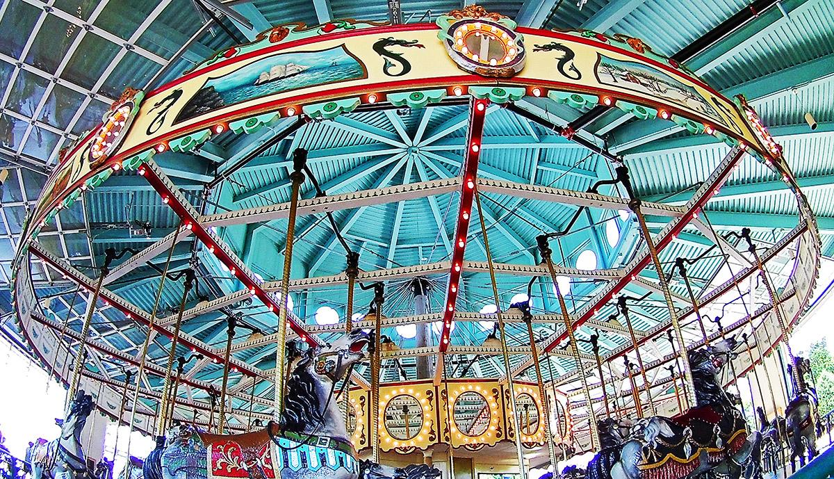 Cafesjians Carousel GoPro Shot