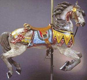 Cafesjian's Carousel Pony Adoption