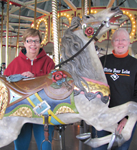 Carousel Volunteers