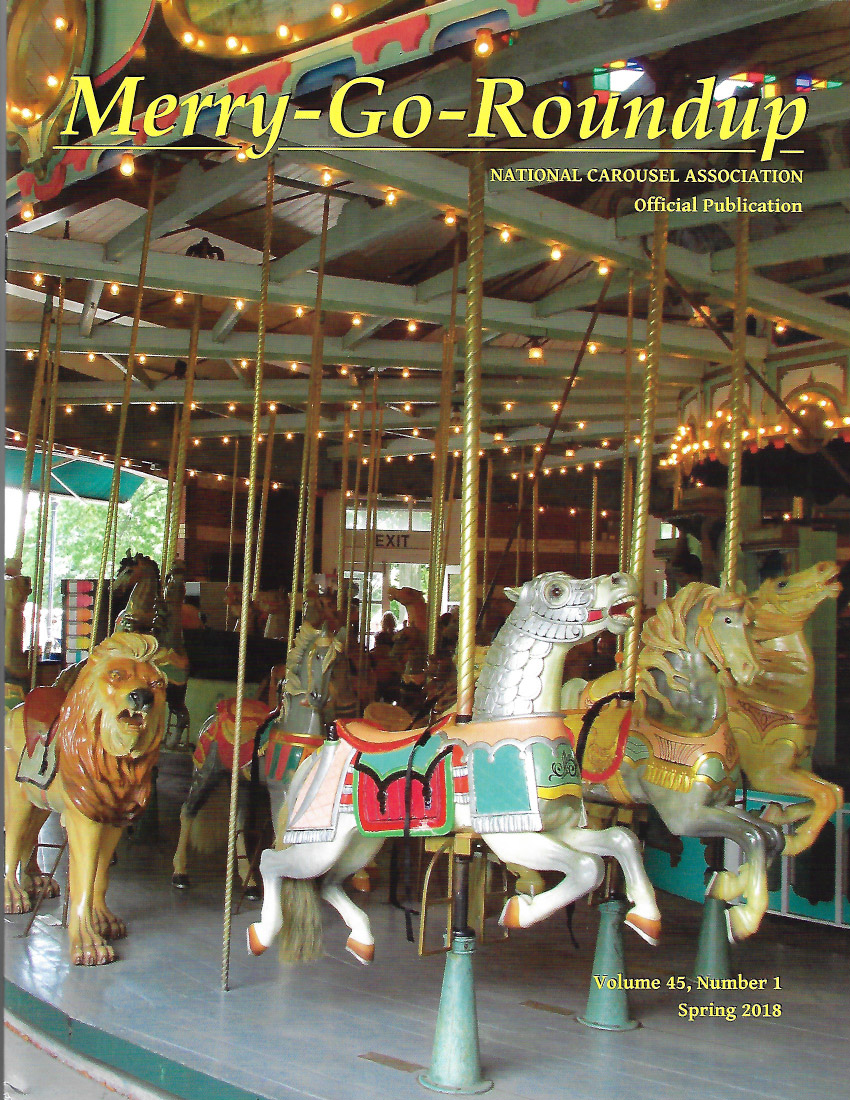 Merry-Go-Roundup Magazine Cover