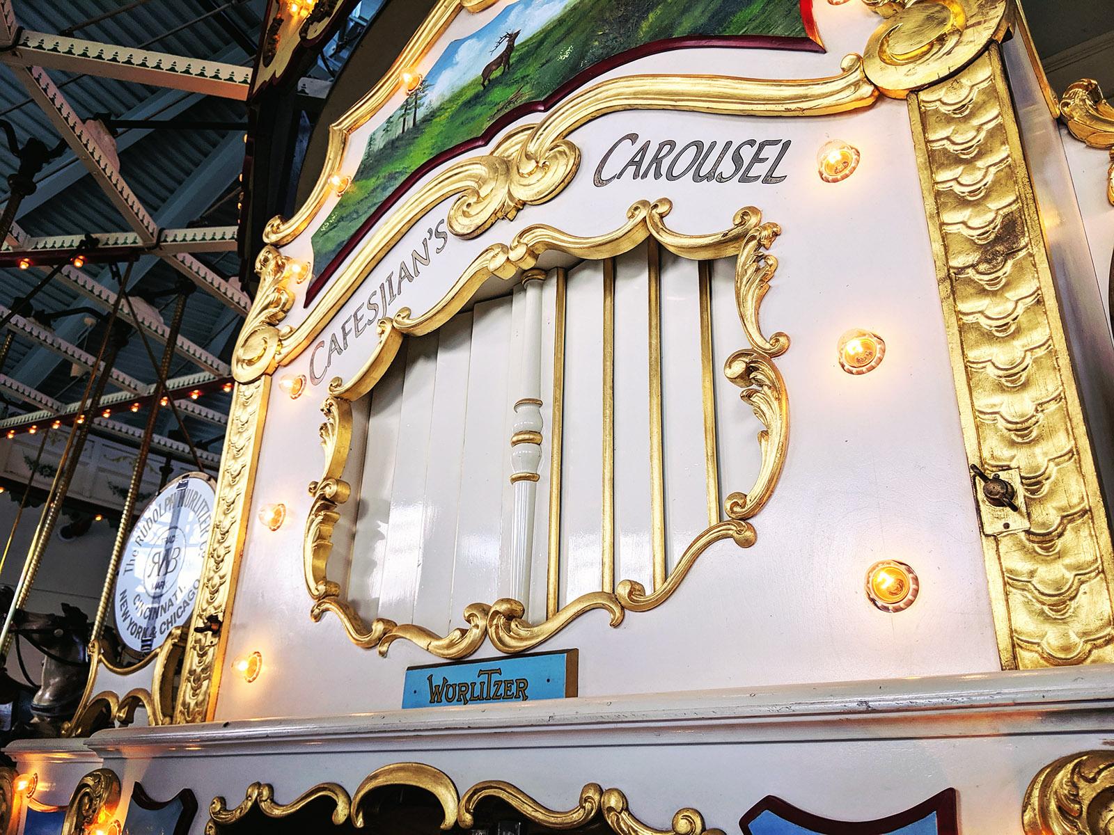 Cafesjian's Carousel Organ